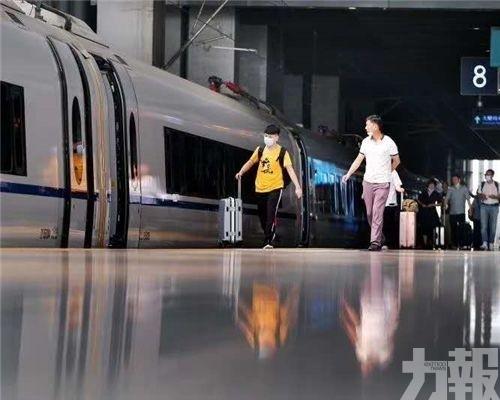 國鐵集團預計逾億人次選搭鐵路