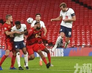 英軍反勝比利時升小組榜首