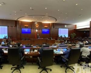 立法會第四會期各委員會人選不變