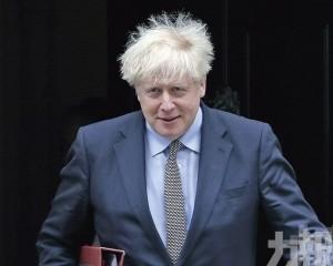 英國首相約翰遜擬明年初辭職