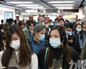 香港新增六宗確診