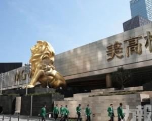 美高梅中國跌逾0.6%