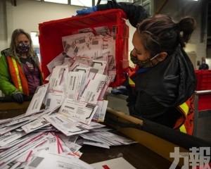 外交部:選舉在進行 結果未確定