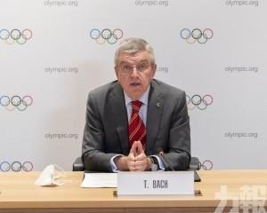 巴赫一再強調東京奥運不會取消