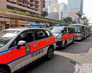 司警拘捕48歲內地漢