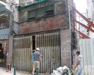 街總倡加強樓宇排查工作