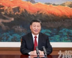 習近平指中國不會搞封閉小圈子
