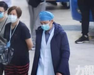 劉德華戴口罩拍抗疫片