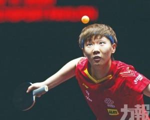 11男女中國好手8強列陣