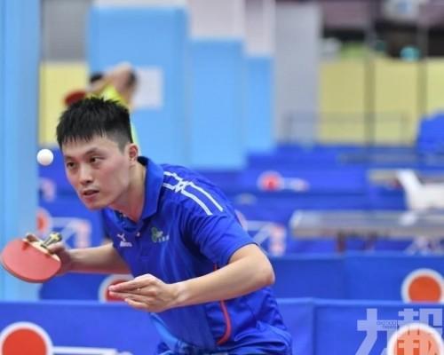 砂板乒乓球世界盃今日塔石舉行