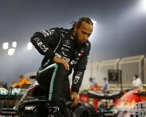咸美頓有望F1煞科戰復出