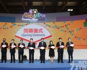 劉偉明:會展客人消費高 助推動經濟
