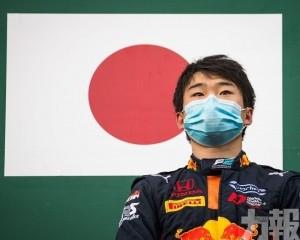 角田裕毅F1首位00後車手