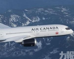 加航波音737 MAX客機急降機場