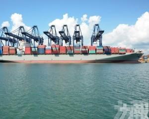 11月進口貨值按年升56.6%