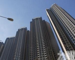 非本地居民住宅貸款則大減28.1%