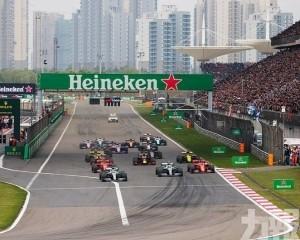 F1中國站申請改期舉行