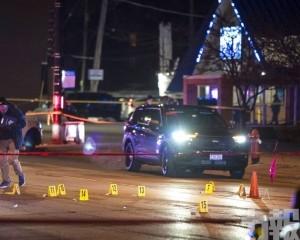 芝加哥槍擊案中國留學生亡