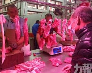 肉販:來貨少三分二 未敢加價