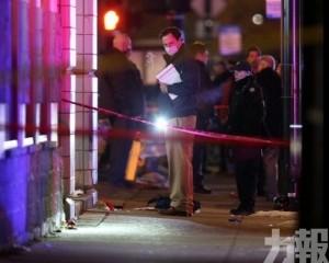 一名中國留學生頭部中槍身亡