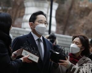 李在鎔被判囚2年半當庭被捕