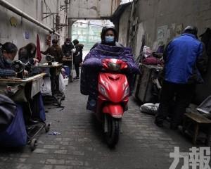 內地昨增107例確診 黑龍江佔過半