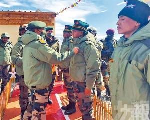中印舉行第九輪軍長級會談