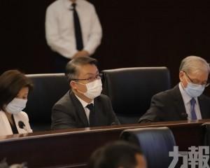 李偉農:無對第三輪經濟援助「閂後門」