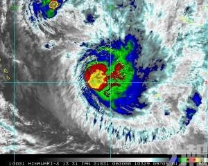 熱帶氣旋「安娜」吹襲斐濟