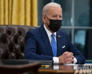 白宮發言人稱不急於接觸