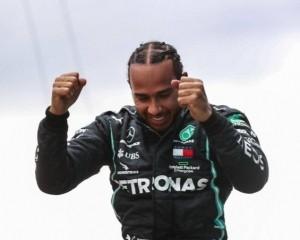 咸美頓年薪4,000萬鎊冠絕F1