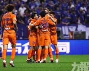山東魯能遭取消亞冠盃參賽資格