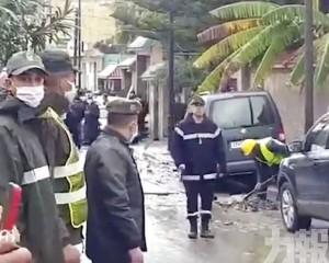 地下工場淹沒28死