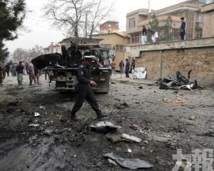 阿富汗首都發生3宗炸彈襲擊