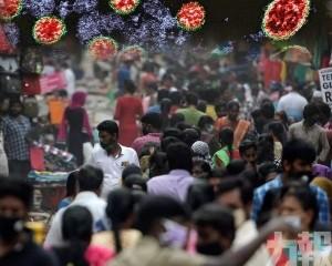 印度現240種變異新冠病毒