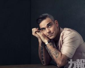 Robbie Williams推出個人傳記片