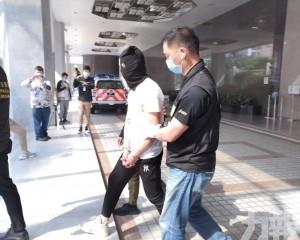 越南外僱涉販毒被捕