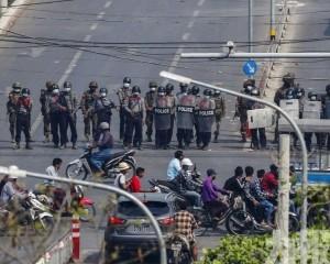 緬甸駐聯合國代表職務被解除