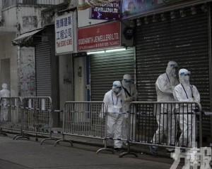 【香港疫情】今增14宗本地確診 無源頭佔8宗