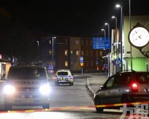 瑞典一男子持利器傷8人