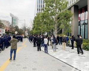 日本民眾示威要求取消東京奧運