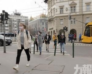 匈牙利新增確診逾7,000例