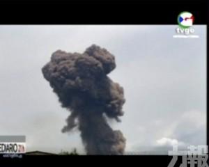赤道幾內亞軍火庫爆炸20死600傷