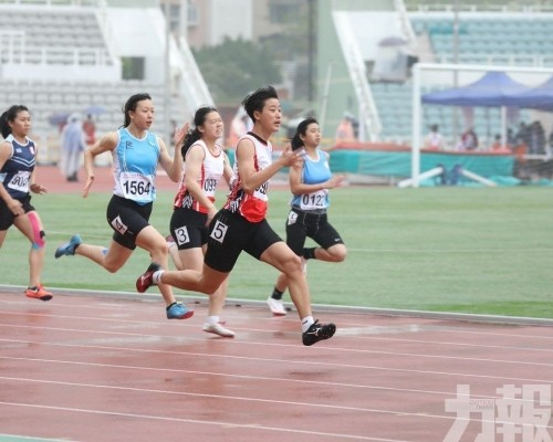 第44屆學界田徑逾二千健兒參加