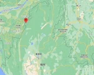 緬甸西部邊境發生4.7級地震