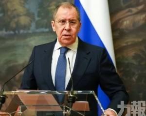 俄羅斯外長將於下周一訪華