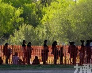 無人陪伴未成年非法移民約1.55萬人