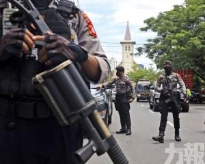 印尼警方確認教堂爆炸為自殺式襲擊