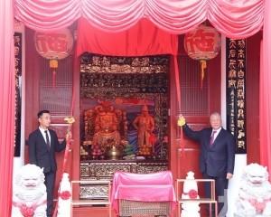 陳明金:冀為澳門文化旅遊出力