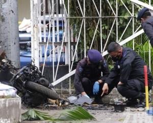 印尼教堂自殺式襲擊兩名疑犯為夫妻